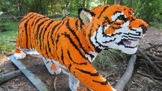 Take a look at these creations Mashable rounded up. They're so incredible, you won't believe they're LEGOs.