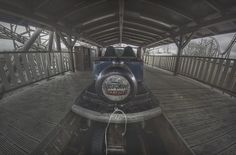 Knightmare Ride at Abandoned Theme Park, Camelot