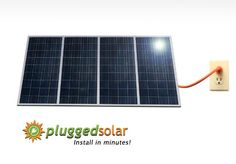 1000 Watts, Solar Grid Tie x 250 Watt Solar Panel) with Micro Grid Tie Inverters attached, Prewired and Configured. Do It Yourself (DIY) Solar;Attach to Roof, Backyard, Patio or Fence Solar Energy Panels, Solar Panels For Home, Best Solar Panels, Solar Energy System, Irises, Photovoltaic Cells, Solar Roof Tiles, Solar Projects, Energy Projects