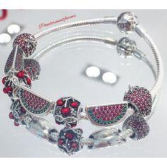 Pandora summer 2016 campaign image fruity bracelet pandora pandora summer 2016 campaign image fruity bracelet pandora obsession pinterest bracelets and summer sciox Images