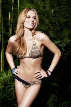 Promiflash    iracema scharf beachwear Cosmopolitan, Sexy Beach Wear, Mädchen In Bikinis, Beachwear, Swimwear, Bikini Girls, Thong Bikini, Hot, Modeling