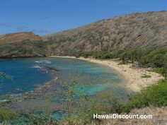 Hanauma Bay - one of the best snorkeling locations in the world and winner of Dr. Beach's Best Beach award