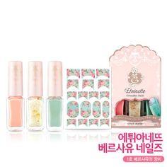 Etude House Etoinette Versailles Nails #1 Rose Etude House http://www.amazon.com/dp/B00ALGSD8O/ref=cm_sw_r_pi_dp_mHPvub1WV4YPY