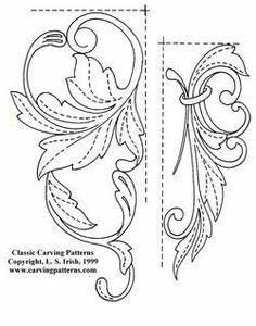 Carving * Scrolling * Drawing * Painting * Pyrography * and more Featuring patterns, books, and eprojects by Lora S. Leather Carving, Leather Tooling, Wood Carving, Plaster Sculpture, Plaster Art, Embroidery Patterns, Hand Embroidery, Different Lettering, Leather Working Patterns