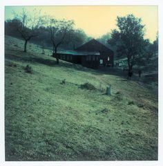 Sul set di Nostalghia, Otricoli, ottobre 1982 Andrej Tarkovskij – Courtesy Bonhams