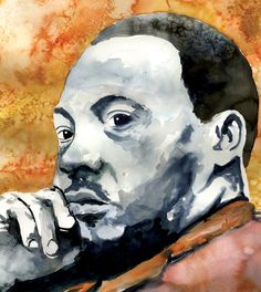 Dr. Matin Luther King Jr. an amazing man