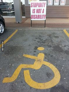 You Can't Argue With This // tags: funny pictures - funny photos - funny images - funny pics - funny quotes - Funny Images, Funny Photos, Funny Road Signs, Sometimes I Wonder, Picture Day, South Africa, Funny Jokes, Hilarious, Disability