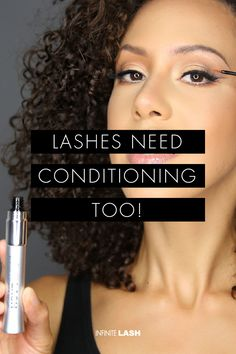 Lashes to Fall in Love With: Your lashes are very delicate but surprisingly resilient considering the amount of damage that we do with mascara, curling, falsies and whatever other beauty torture techniques are around that can cause damage to them. http://www.infinitelash.com/us/en/lashes-to-fall-in-love-with/ #infinitelash #conditioning #eyelashes
