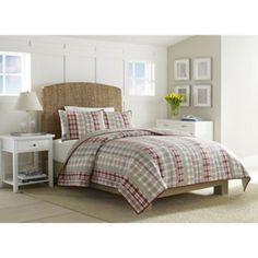 Nautica® Harbor Hill Reversible Quilt - BedBathandBeyond.com