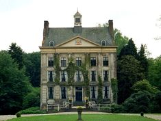 Kasteel Ter Horst   - My little country house in the Netherlands...