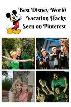 We Scoured Pinterest for the Best Disney World Vacation Hacks