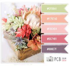 Color Crush Palette · 3.11.2013 - Photo Card Boutique, LLC