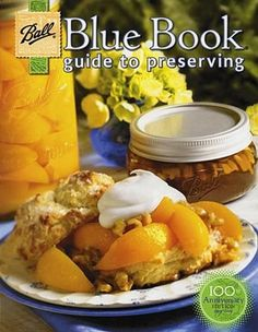 Find out everything you want to know about canning and preserving at home with this book by Ball. The book walks you through the basic steps of canning fresh fruits and vegetables with easy-to-follow