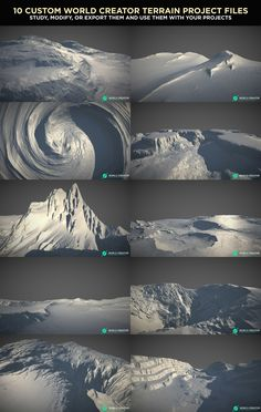 The Creator, Content, Landscape, Coffee Break, Digital, World, Artwork, Software, Graphics