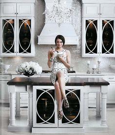 Opium: Fabulous kitchens...