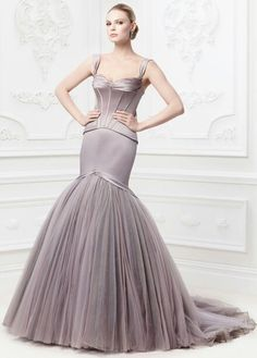 Zach Posen for David's Bridal under $1400.00 and delicious