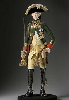 Peter III of Russia aka. Пётр III Фëдорович, by George Stuart.