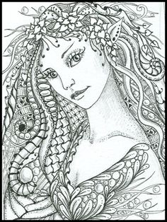 Image detail for -tangled up fairy