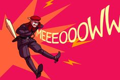 MGS - MEEOOOWWWW by FerioWind on DeviantArt