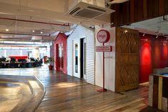 Migo office by Utwentysix Design Studio, Taguig - Philippines