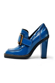 Heels I LOVE!!! fall 2012, Roger Vivier, shoes, high heels, blue