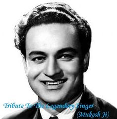 Today It is a #BirthAnniversary of the Legendary Singer Mukesh Ji 💐🙏🙂 The Actor @NeilNMukesh is a grand son of Mukesh Ji. Heartiest Tribute