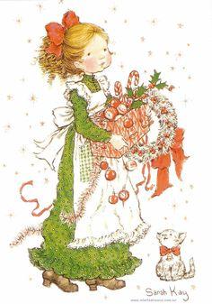 Sarah Kay Weihnachtsvorbereitungen 31098