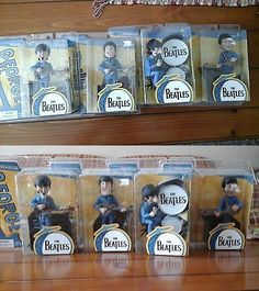 Music 175691: Beatles Action Figures -> BUY IT NOW ONLY: $149.95 on eBay!