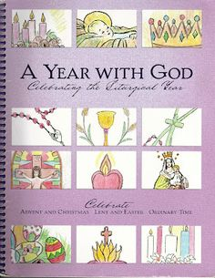 book with lots of ideas to reinforce/celebrate the liturgical year