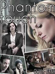 Awesome Regina Emma Hook/Killian Neal/BaelFire (Lana Jen Colin Michael Raymond James) on the awesome cover for the awesome #Once fanfic  #PhantomTouch