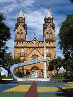 Catedral de Lages, SC, Brazil