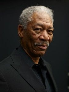 There has never been a man as bad-ass as Morgan Freeman and there never will be. I bet Chuck Norris checks under his bed at night for Morgan Freeman.