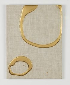 Nancy Lorenz, Red Gold Relief, 2015 - red gold leaf, gold-flecked burlap, on panel Pablo Picasso, Gold Wall Decor, Gold Leaf Art, Atelier D Art, Abstract Painters, Abstract Art, Painted Leaves, Kintsugi, Touch Of Gold