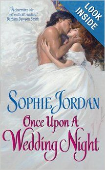 Once Upon a Wedding Night: Sophie Jordan:  3 out of 5
