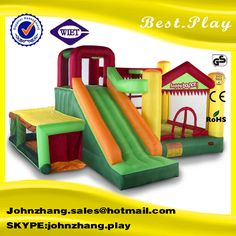 cheap colorful Jumping bouncer house, jumping bouncy, kids inflatable bouncer