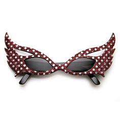 Masquerade Ball Mask Winged Shape Butterfly Party Novelty Sunglasses