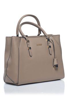 Guess | Beige Handbag | Lyst