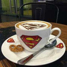 Un súper café ;)