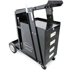 Welding Cart with Drawers