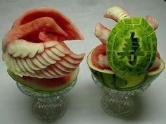 Fruit Ninja Art Food!