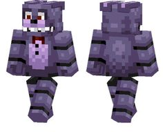 Bonnie the Bunny skin for Minecraft PE - http://minecraftpedownload.com/bonnie-the-bunny/