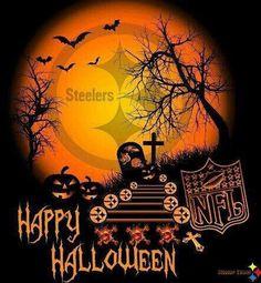 Happy Halloween Steelers Nation!