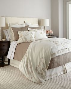 Fiori Bedding by Dransfield & Ross House at Horchow.