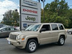 2010 Jeep Patriot Sport. Used cars aren't just a savvy choice because they cost less. It's re-using on a mass scale. This makes choosing used a choice you can feel good about all the way around. Explore your options below. #Route1USA #Chrysler #Dodge #Jeep #Dodge #Ram #New #Used #Lawrenceville #NewJersey #JeepCherokee #JeepWrangler #JeepLiberty #JeepPatriot #JeepCompass
