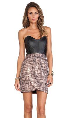 Lovers + Friends Sydney Dress in Blush