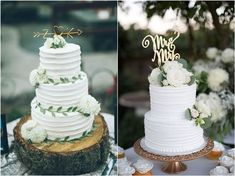 50 Amazing Wedding Cake Ideas for Your Special Day! | Deer Pearl Flowers - Part 2