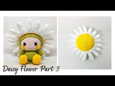 YouTube Cute Crochet, Crochet Crafts, Crochet Vests, Doll Patterns, Crochet Patterns, Parts Of A Flower, Amigurumi Tutorial, Macrame Art, Slip Stitch