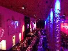 Weihnachtsfeier Salzlager Hall für 700 PAX Catering, Concert, Celebration, Catering Business, Recital, Concerts, Festivals, Food Court