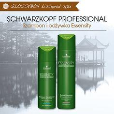 SCHWARZKOPF PROFESSIONAL - Szampon i odżywka Essensity
