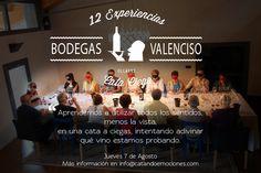 Bodegas Valenciso. Comunicación Gastronómica. catandoemociones.com